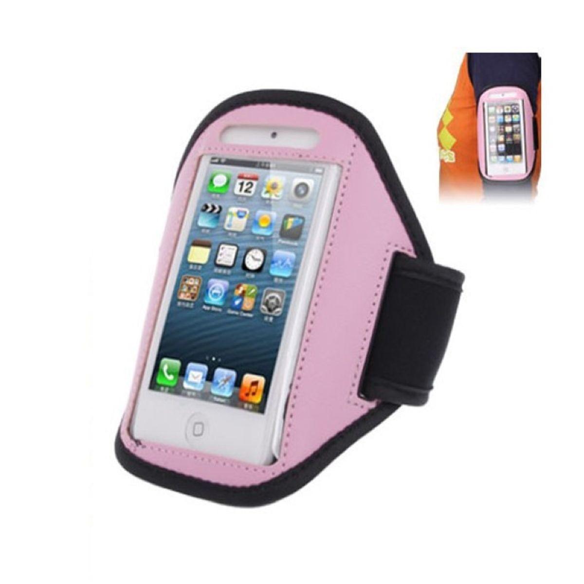 Tasche Armband für Apple iPhone 5 / 5s Pink