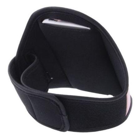 Tasche Armband für Apple iPhone 5 & 5s Pink – Bild 2