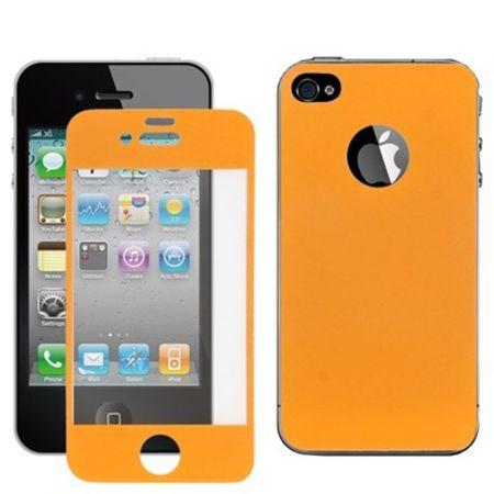 Schutzfolie Skin für Handy iPhone 4 & 4S – Bild 1
