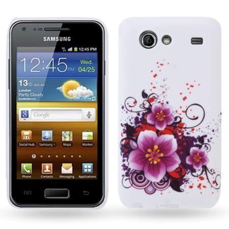 Schutzhülle TPU Hülle für Handy Samsung Galaxy S Advance i9070