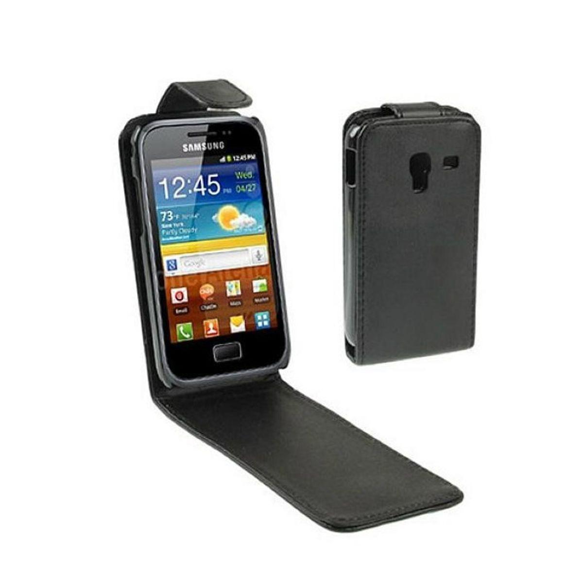 Schutzhülle Flip Tasche für Samsung Galaxy Ace/Plus/S7500