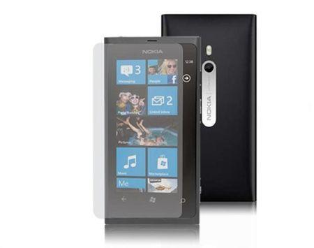 Schutzfolie für Handy Nokia Lumia 800