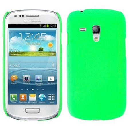 Schutzhülle Hard Case Hülle für Handy Samsung Galaxy S3 mini i8190 / i8195 / i8200 + Folie