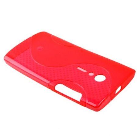Schutzhülle TPU Case für Handy Sony Xperia Ion LT28i – Bild 3