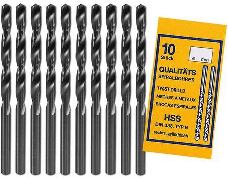 5x HSS15 - HSS - BOHRER Ø 1,5 mm