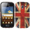 Schutzhülle TPU Case für Handy Samsung Galaxy Ace 2 i8160 England 001