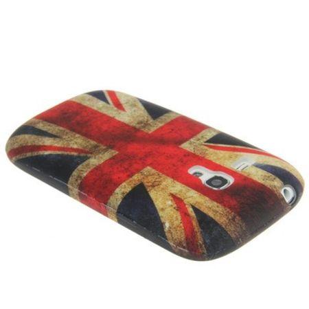 Schutzhülle TPU England für Handy Samsung Galaxy S3 mini i8190 / i8195 / i8200 – Bild 2