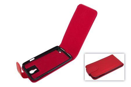 Tasche (Flip) Samsung I9500 Galaxy S4 red