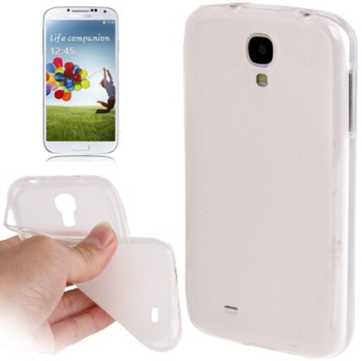 Schutzhülle TPU Case für Handy Samsung Galaxy S4 GT-I9500 / GT-I9505 / LTE+ GT-I9506 / Value Edition GT-I9515