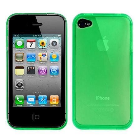 Schutzhülle TPU Hülle für Handy Apple iPhone 4 & 4S