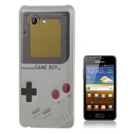 Schutzhülle Hard Case Gameboy für Handy Samsung Galaxy S Advance i9070