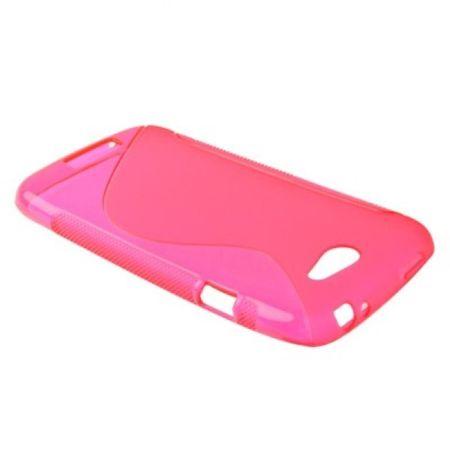 Schutzhülle Case Hülle für HTC One S / Z520e Pink – Bild 4