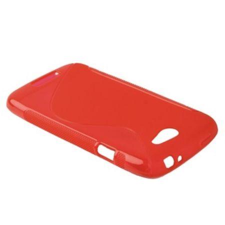 Schutzhülle Case Hülle für HTC One S / Z520e Rot – Bild 2