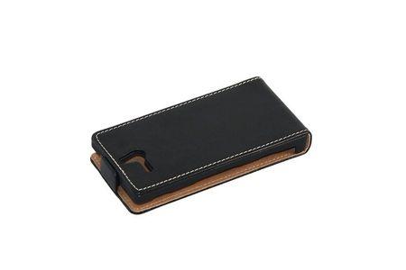 Tasche (Flip Slim) für Handy Sony ST25i Xperia U – Bild 2