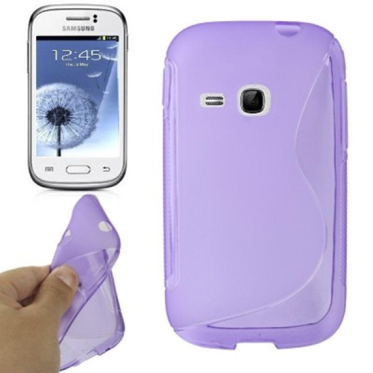 Schutzhülle TPU Case für Handy Samsung Galaxy Young S6310/S6312