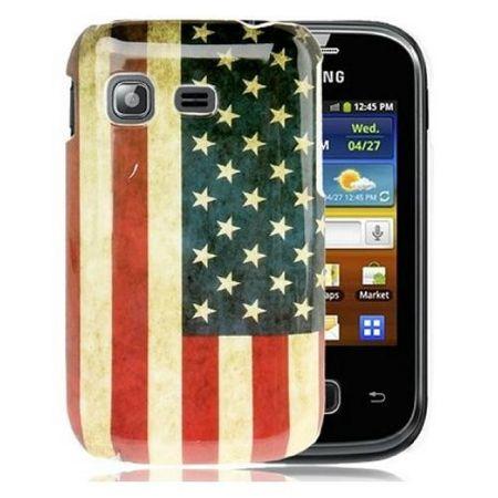 Schutzhülle Hard Case Hülle für Handy Samsung Galaxy Pocket S5300