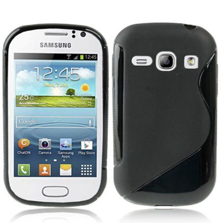 Schutzhülle TPU Case für Handy Samsung Galaxy Fame S6810