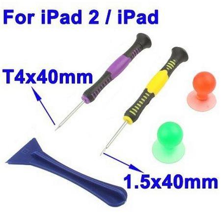 Werkzeug Set Reparatur Tool Apple iPad 1 2 3 – Bild 2