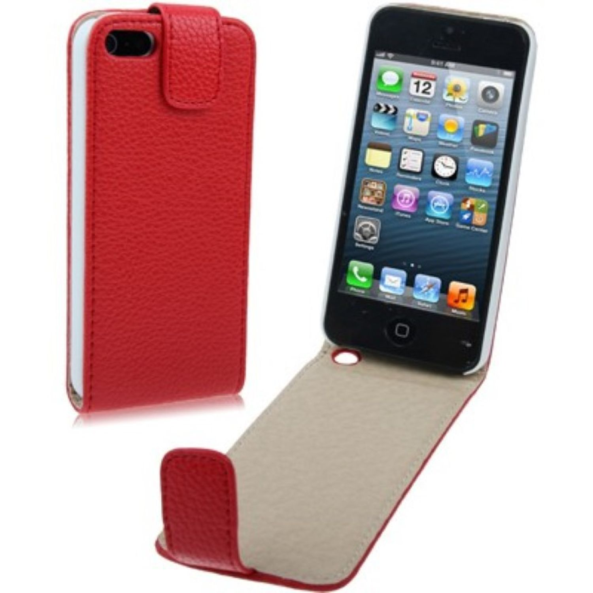 Tasche Handyhülle Hülle für Handy Apple iPhone 5 / 5s