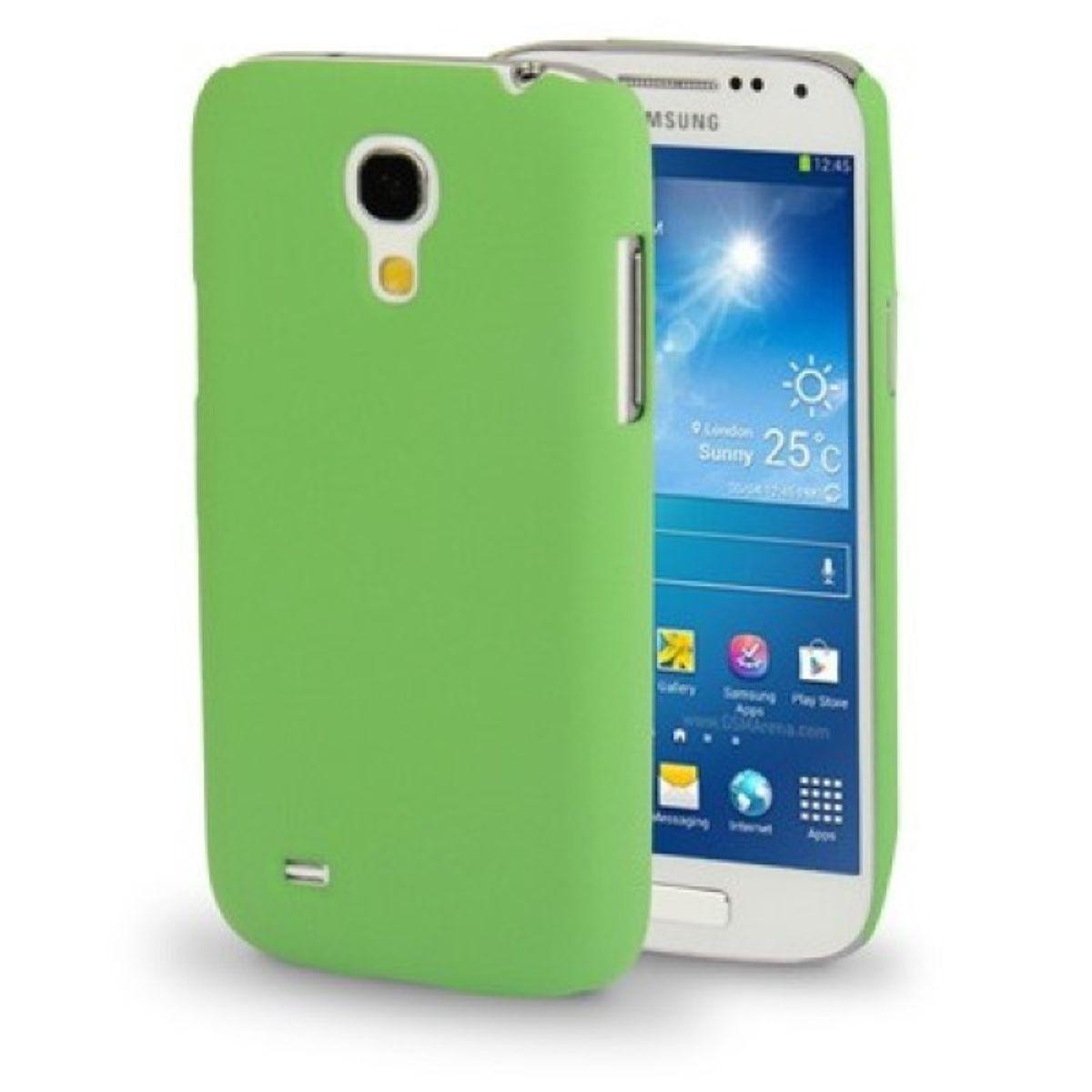 Schutzhülle Hard Case für Handy Samsung Galaxy S4 mini i9190 Grün