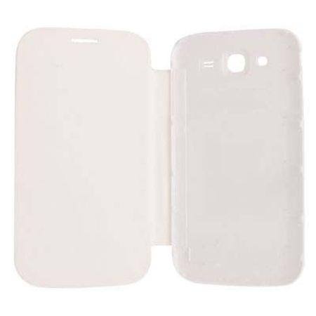 Schutzhülle ultradünn Tasche für Samsung Galaxy Grand Duos i9082 Weiß – Bild 3