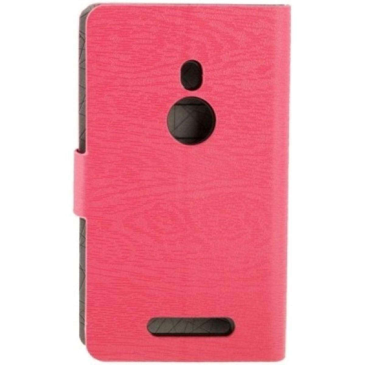 Schutzhülle Handytasche (Flip Quer) für Handy Nokia Lumia 925