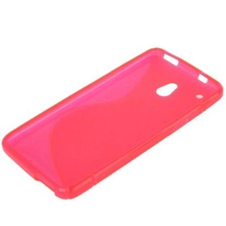 Schutzhülle TPU Case für Handy HTC One mini M4 – Bild 3