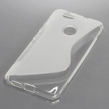 Handyhülle TPU Case für Handy Huawei Nova Transparent