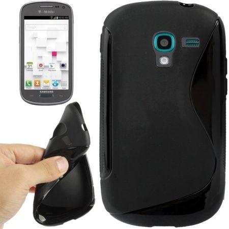 Schutzhülle TPU Case für Handy Samsung Galaxy Exhibit T599