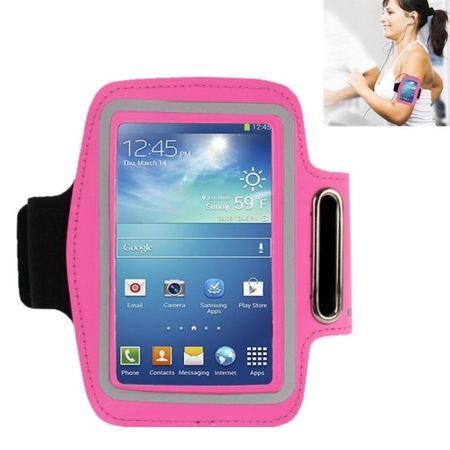 Sportarmband für Handy Samsung Galaxy i9300 & i9500 Pink