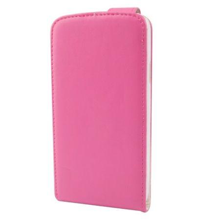Schutzhülle Flip Tasche für Handy Samsung Galaxy S4 Active GT-I9295 Pink – Bild 4