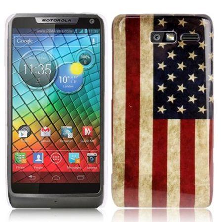 Schutzhülle Hard Case für Handy Motorola RAZR i XT890