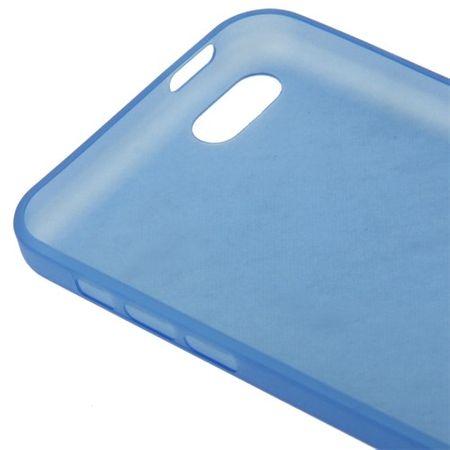 Schutzhülle Case Ultra Dünn 0,3mm für Handy Apple iPhone 5C Blau – Bild 4