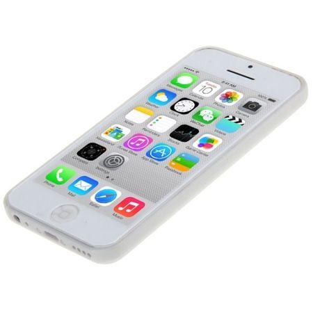 Schutzhülle Case Ultra Dünn 0,3mm für Handy Apple iPhone 5C Transparent – Bild 5