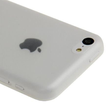 Schutzhülle Case Ultra Dünn 0,3mm für Handy Apple iPhone 5C Transparent – Bild 3