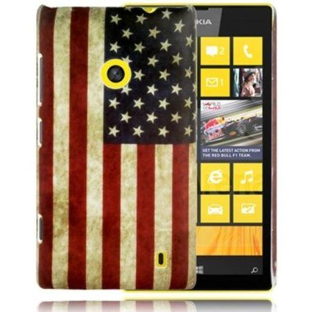 Schutzhülle Hardcase für Handy Nokia Lumia 520 USA