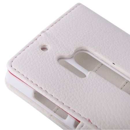 Schutzhülle Case (Flip Quer) für Handy Nokia Lumia 928 – Bild 5