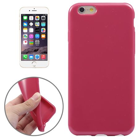 Apple iPhone 6 Plus Handy Hülle TPU Pink