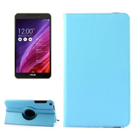 Schutzhülle Tablettasche (Flip Quer) für ASUS Fonepad 8 FE380CG Hellblau