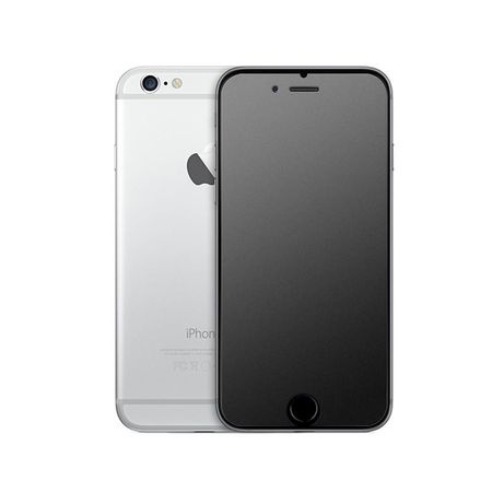Panzer Glas für Apple iPhone 6 Plus / 6s Plus Echt Schutz Folie Handy Matt