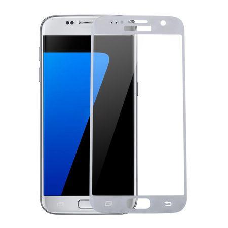 Samsung Galaxy S7 Edge 3D Panzer Glas Folie Display Schutzfolie Hüllen Case Transluzent