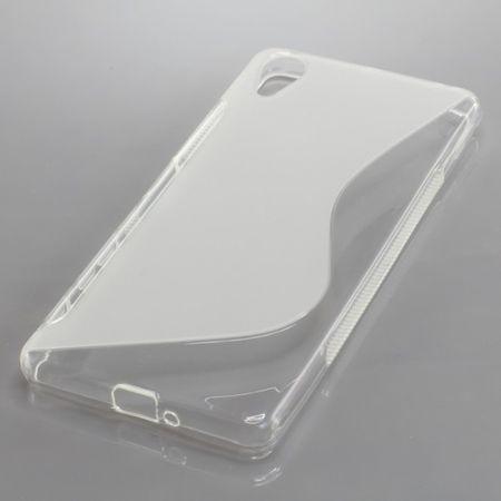 Handyhülle TPU-Schutzhülle für Sony Xperia X Performance Transparent