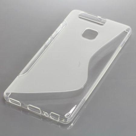 Handyhülle TPU-Schutzhülle für Huawei P9 Transparent