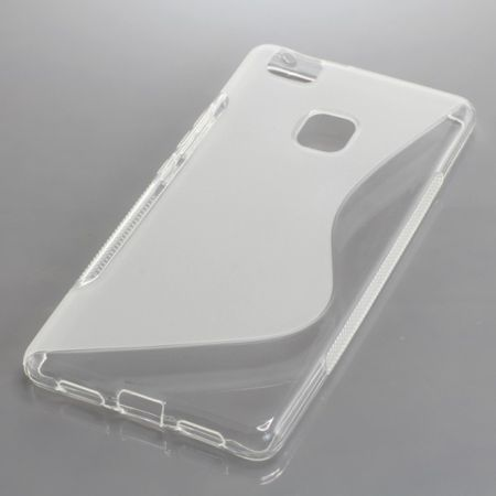 Handyhülle TPU-Schutzhülle für Huawei P9 Lite Transparent