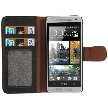 Handyhülle für Handy HTC One mini M4 Schwarz – Bild 3
