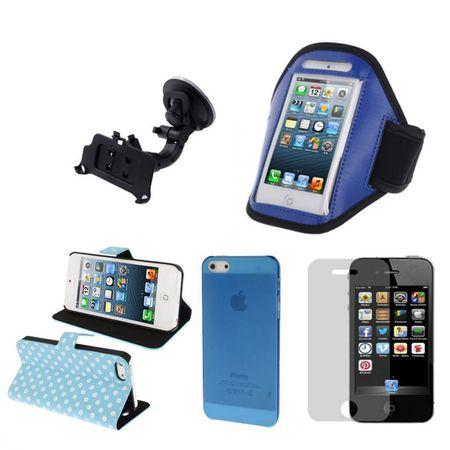Handyset 8 tlg. für iPhone 5 / 5s
