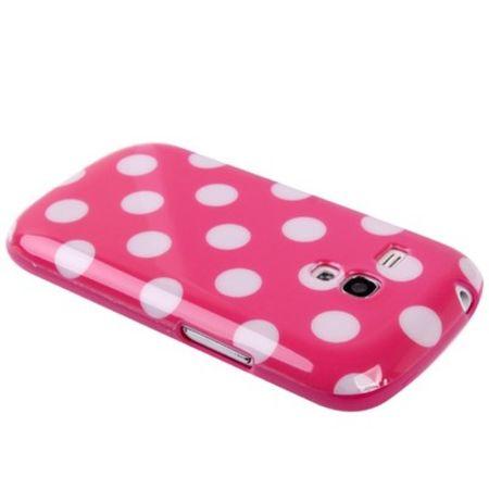 Schutzhülle für Handy Samsung Galaxy S3 mini i8190 / i8195 / i8200 pink – Bild 2