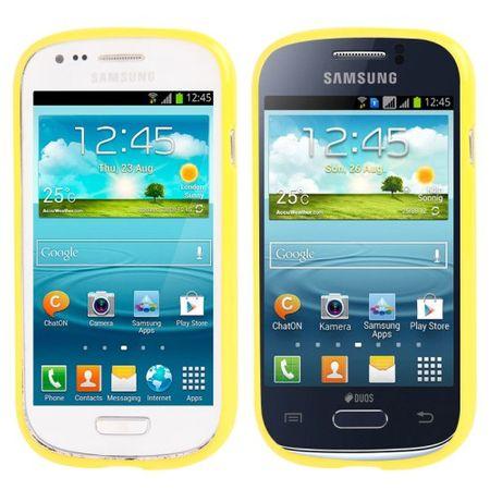 Schutzhülle für Handy Samsung Galaxy S3 mini i8190 / i8195 / i8200 – Bild 2