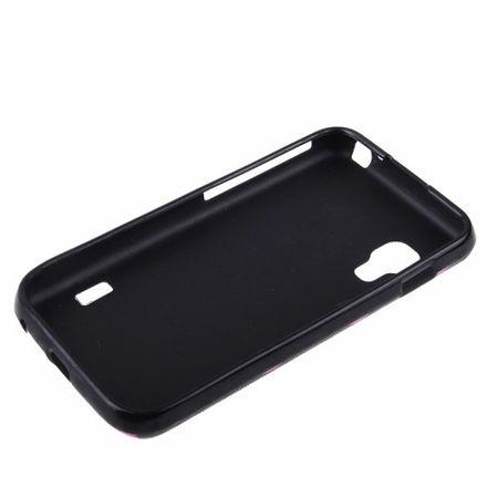 Schutzhülle TPU Punkte Case für Handy LG Optimus L5 II / E455 – Bild 4