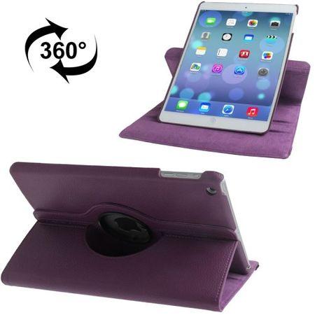 Design Schutzhülle für Apple iPad Air lila